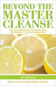 Book about lifestyle after cleansing.