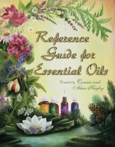 A guide for using essential oils.